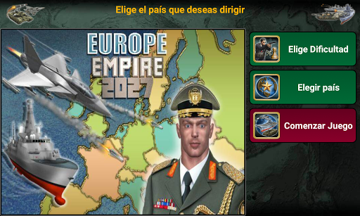 Imperio de Europa 2027  trampa 1