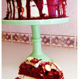 Chocolate Mint Cake.