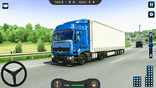 World Heavy Cargo Truck: New Truck Games 2020 screenshots 16
