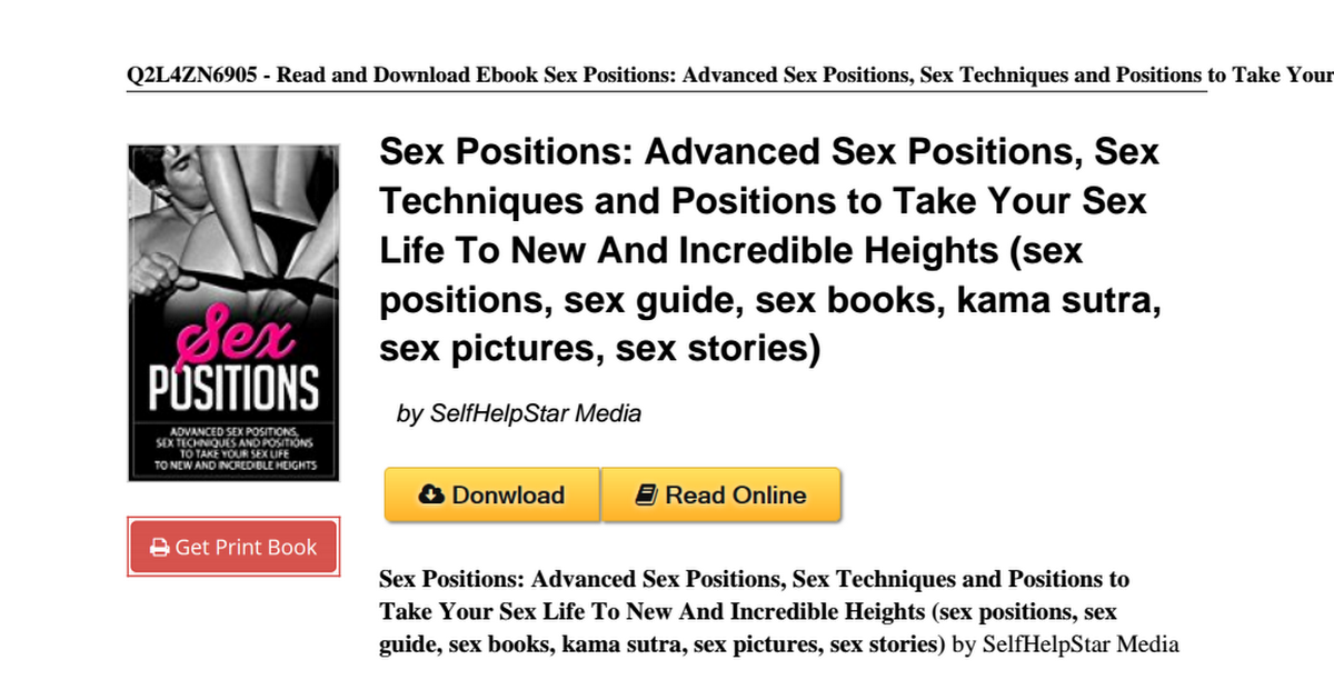 Sex texhniques