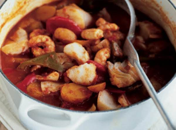 Bella's Andalusian Sea Food Stew