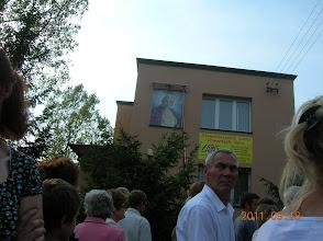 Photo: Jan Paweł II spogląda na nas i nam błogosławi :)