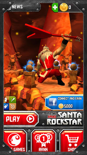 SANTA ROCK STAR 2016 10 screenshots 10