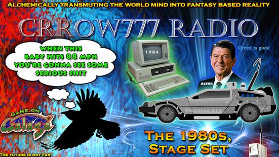 Crrow777 Radio - náhled