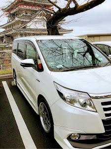 ノア ZWR80G ハイブリッドのカスタム事例画像 yuuyanさんの2019年01月12日10:06の投稿