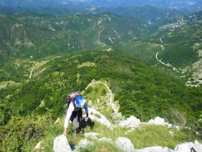 Photo: Tutta la valle di San Vito alle spalle