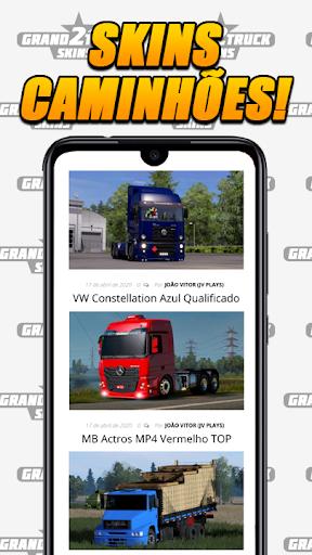 Skins Grand Truck Simulator 2 - GTS2 ss2