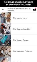 Screenshot of Rue La La-Shop Designer Brands