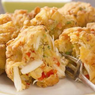 Crabmeat Beignets