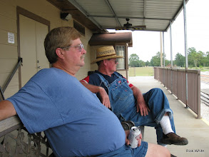 Photo: Gary Brothers and Ed Rains.  HALS RPW 2009-0904