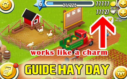 Guide Hay Day 16