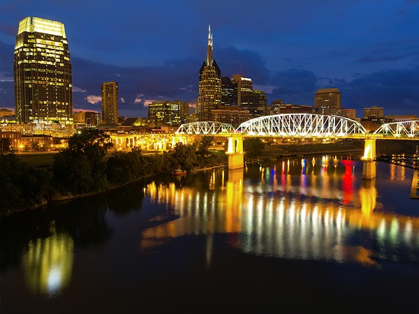 Google Fiber internet service in Nashville, TN
