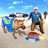 Us Police Dog Duty Simulator
