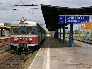 Photo: EN57-775, Gniezno - Jarocin {Gniezno; 2013-05-23}