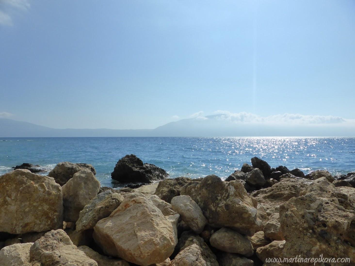 Iionian sea, Albania