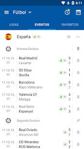SofaScore: Resultados de Fútbol y Deportes en Vivo 1