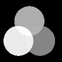 Greyscale icon