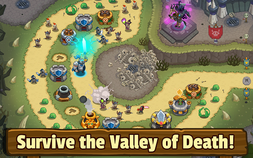 Realm Defense: Epic Tower Defense Strategy Game( God 'mode)