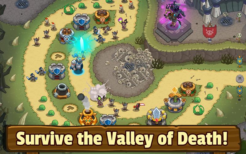Realm Defense: Hero Legends TD Screenshot 13