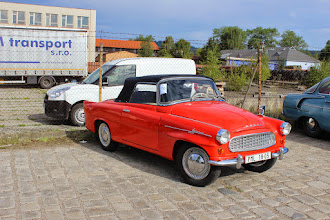 Photo: Škoda Felicia Super (1962–1964)