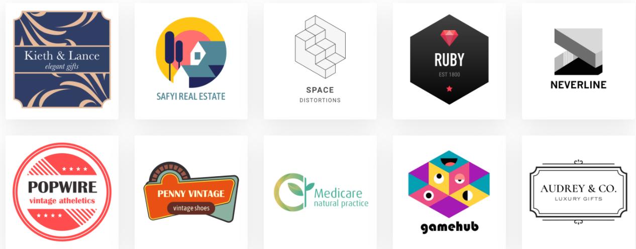 Shopify logo generator