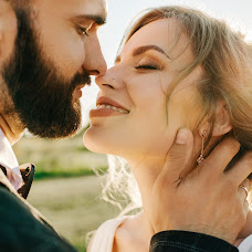 Wedding photographer Zhanna Kleckaya (Zhanusya). Photo of 14.09.2017