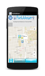ParkAdvisor- screenshot thumbnail