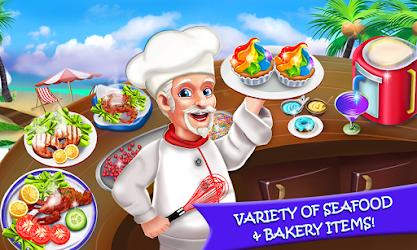 دانلود بازی Crazy Kitchen Seafood Restaurant Chef Cooking Game 1.5 ...