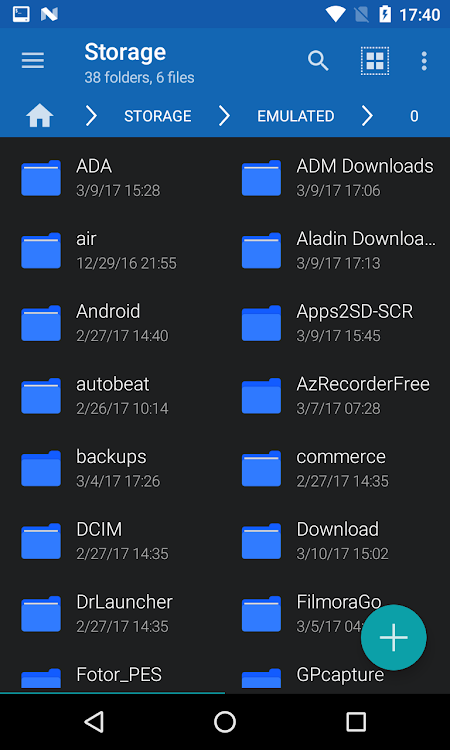 Oreo File Manager Pro [Root] - 50% OFF – (Android Apps) — AppAgg