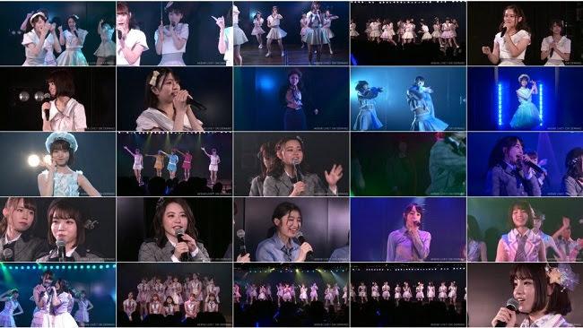 [TV-Variety] AKB48 チーム8 湯浅順司「その雫は、未来へと繋がる虹になる。」公演 高橋彩音 生誕祭 (2019.07.06)