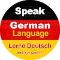 Learn German Language: Complete Speaking Course icon