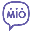 mio : Messenger in one, All IM & Chat icon