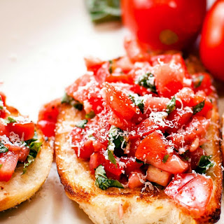 5 Ingredient Bruschetta