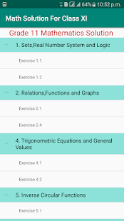 Math Solutions for PC-Windows 7,8,10 and Mac apk screenshot 3