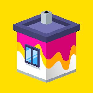 House Paint v1.3.9 MOD APK Unlimited Gems