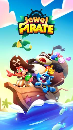 Jewel Pirate : Amazing New Match 3 8.6.4 screenshots 1