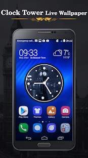 Download Clock Tower 3D Live Wallpaper For PC Windows and Mac apk screenshot 2