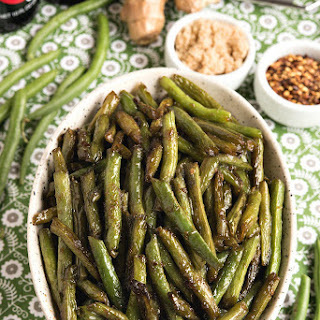 Milk Street's Sweet and Spicy Ginger Green Beans.