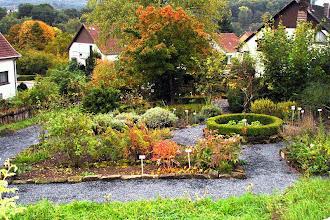 Photo: Kräutergarten an der St.Willibrord-Kapelle