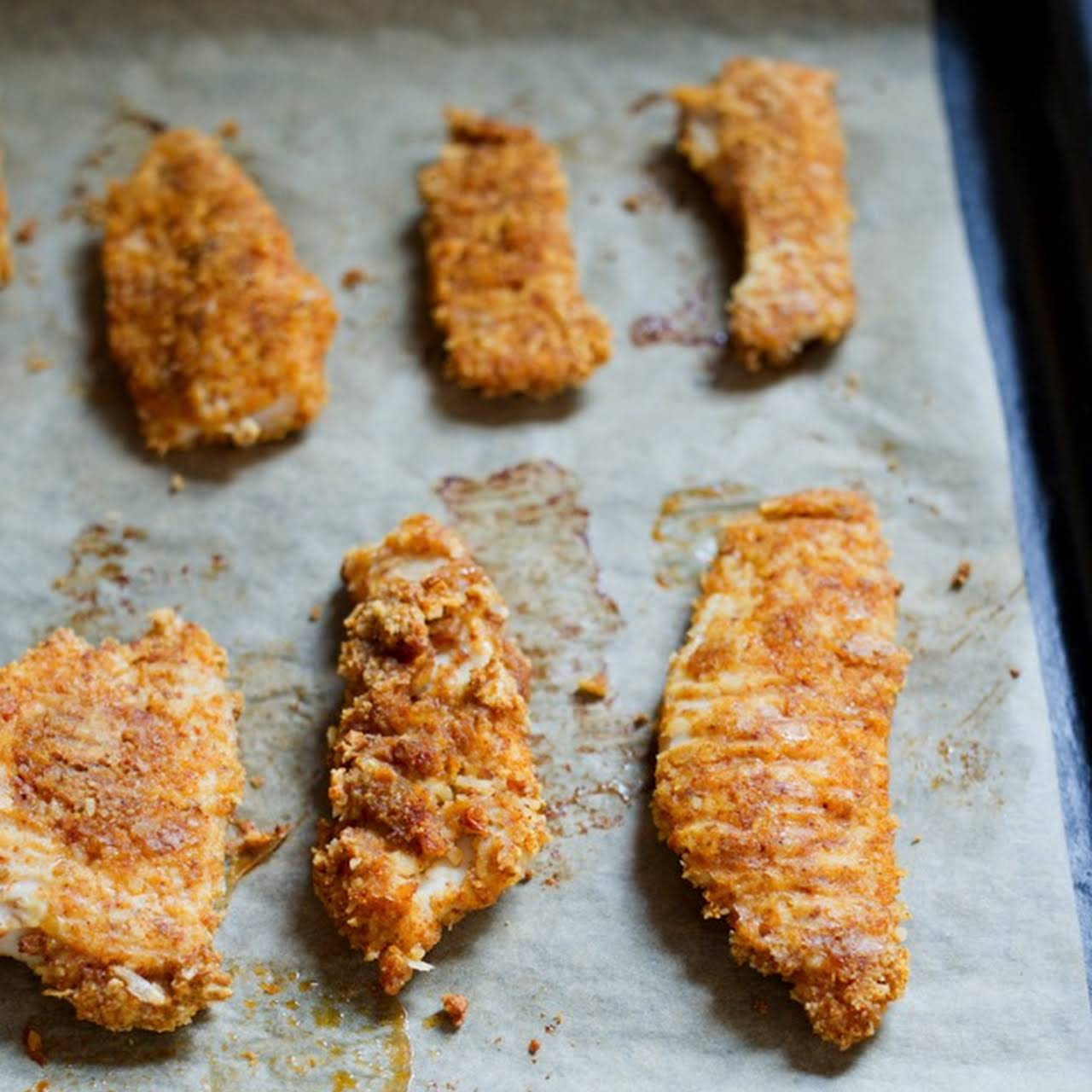 Baked Paleo Chicken Tenders (Hu Kitchen Copycat Recipe)