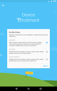 Android Device Enrollment- screenshot thumbnail