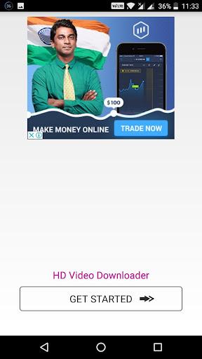 AA HD Video Downloader 1.5 screenshots 2