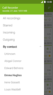 Call Recorder - screenshot thumbnail