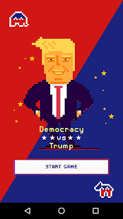 Democracy vs Donald Trump - náhled