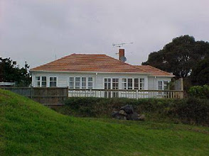 Photo: What we started with in 2003... a freezing cold 1950's ex state house ~100m2 in size on awesome site!
