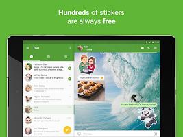 Screenshot of ICQ - Free video calls & chat