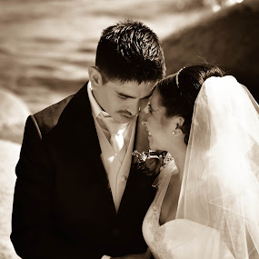 New Love by John & Sharon Green - Wedding Bride & Groom