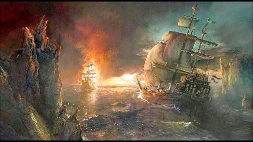 Tesoros perdidos de piratas