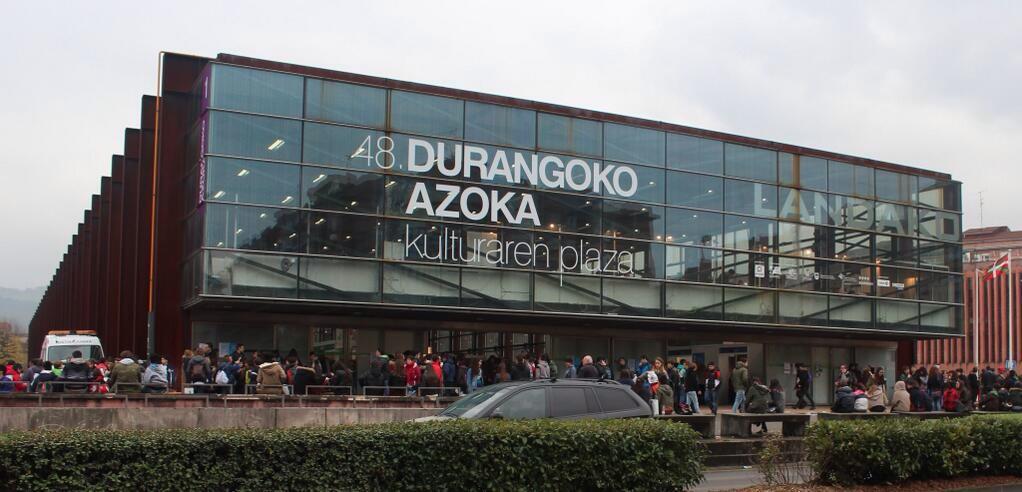 Qué es Durangoko Azoka - Azkue Fundazioa- Promoviendo el euskera