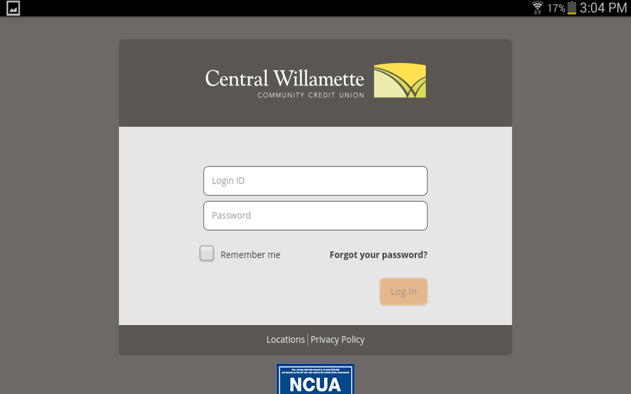 Central Willamette Mobile- screenshot
